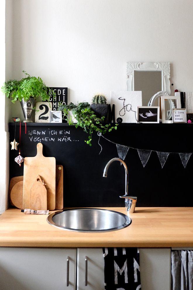 Tierisch und doch vegan I Küche I Urban Jungle Bloggers Animal - fliesen in der küche