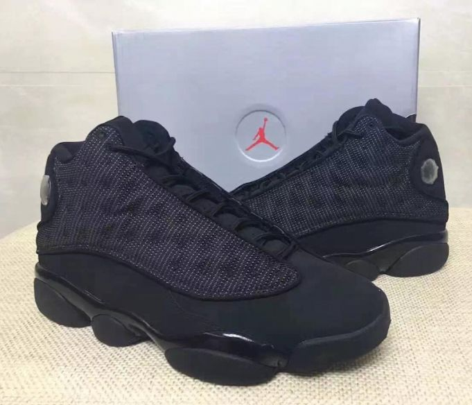 air jordan 13 retro black cat More