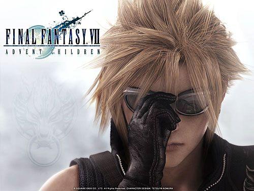 4046 Final Fantasy 7 Advent Children Lkkcw Final Fantasy Cloud Final Fantasy Final Fantasy Vii Cloud