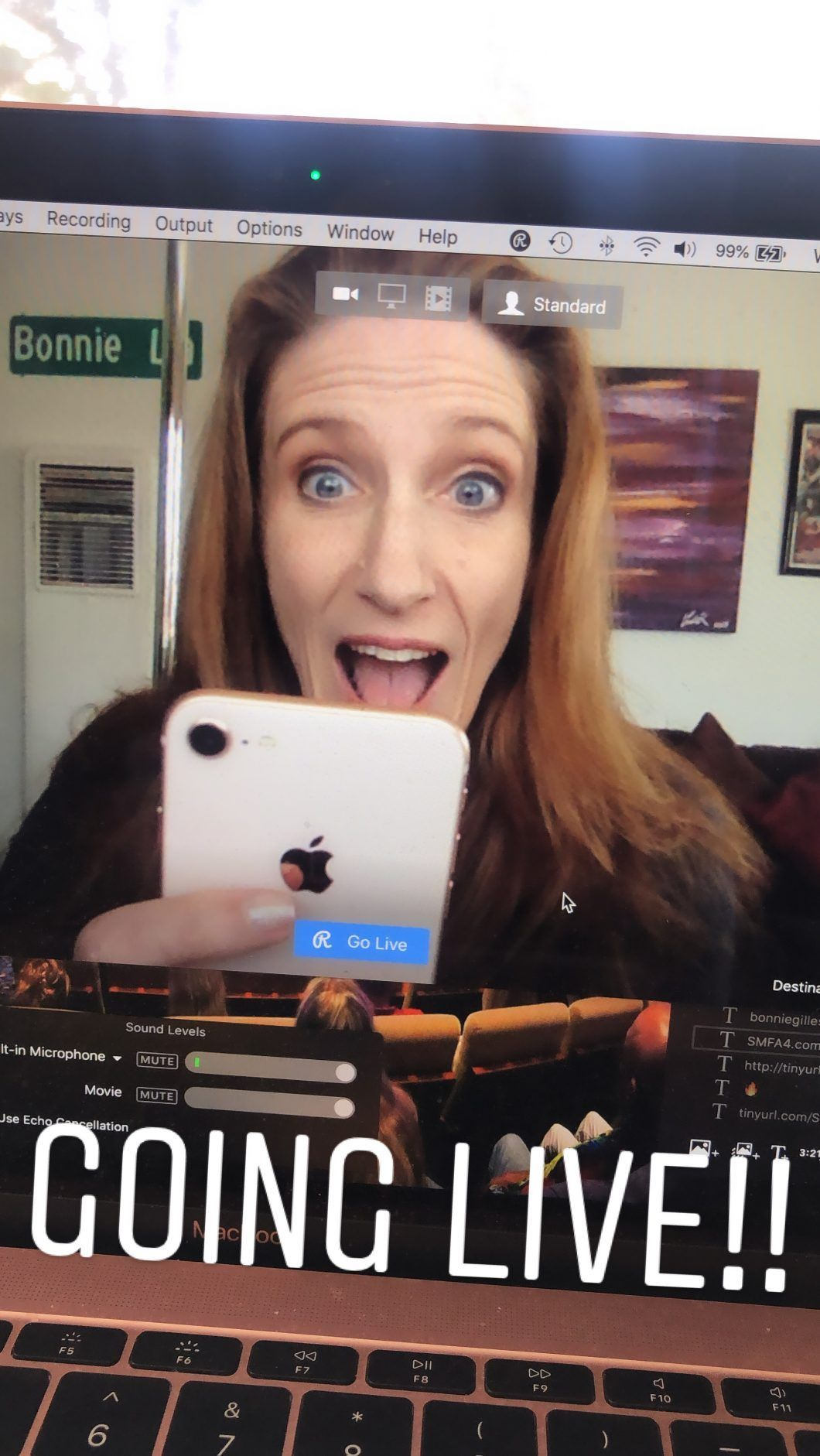 SelfManagement for Actors SelfTaping Bonnie Gillespie