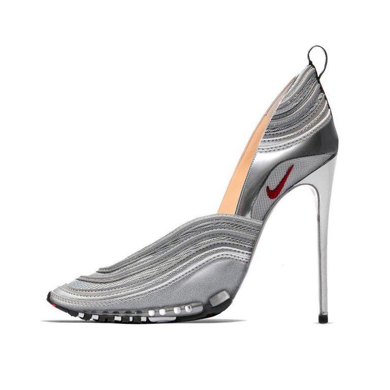 Sky High Heels | Nike high heels