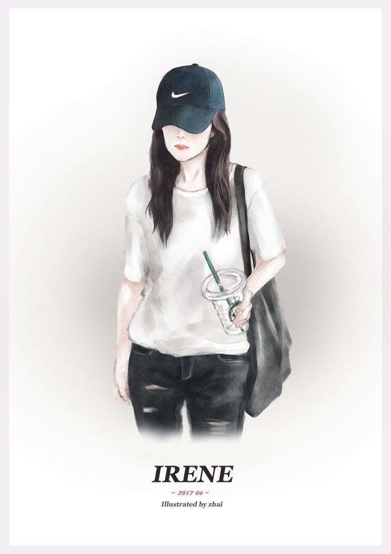 Pin Oleh Trinh Di Fashion