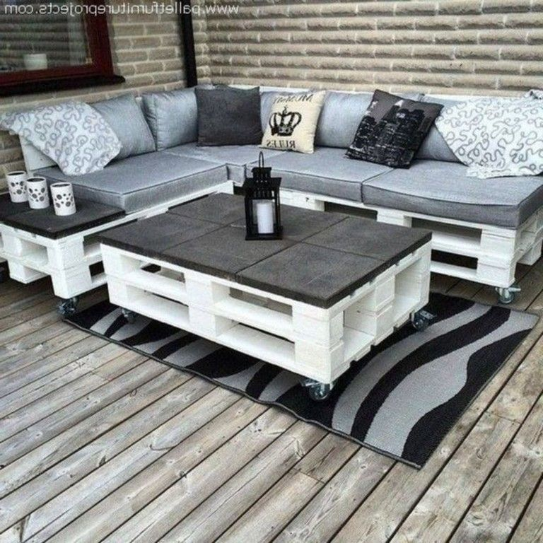 42+ Inexpensive DIY Pallet Project Ideas 42+ Inexp