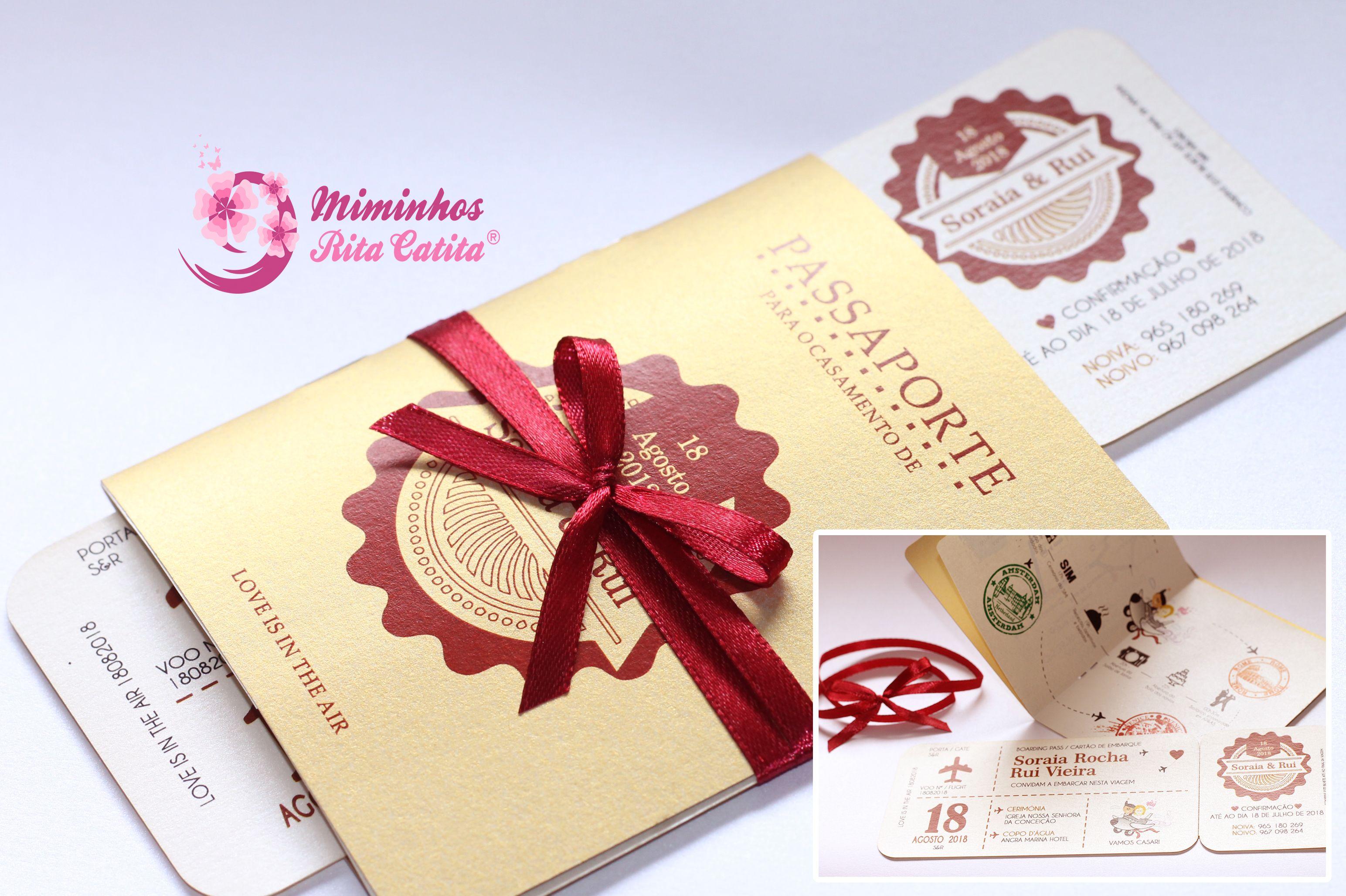 Convites para Casamento Personalizados   Convites de Casamento ...