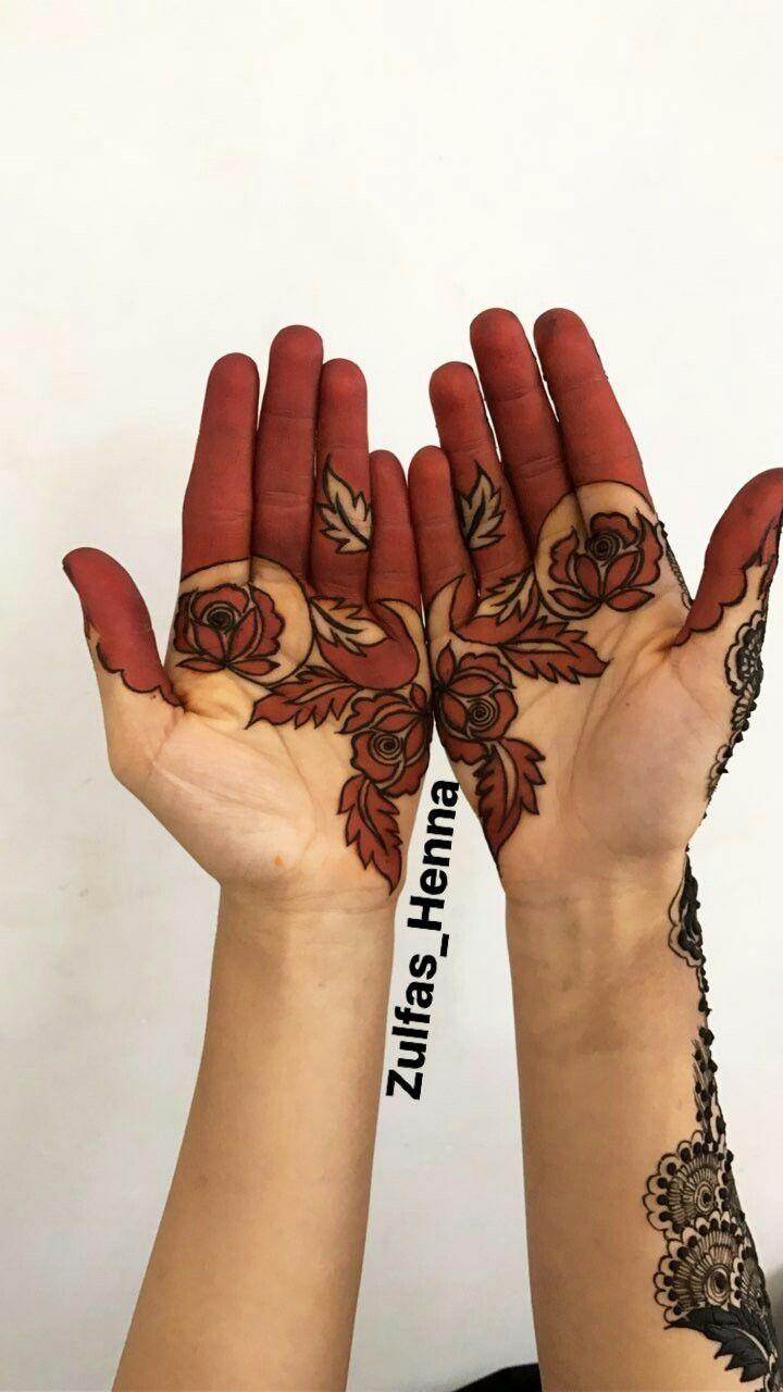 31 Unique And Beautiful Rose Mehndi Designs For D Day Rose Mehndi Designs Mehndi Designs For Beginners Mehndi Designs