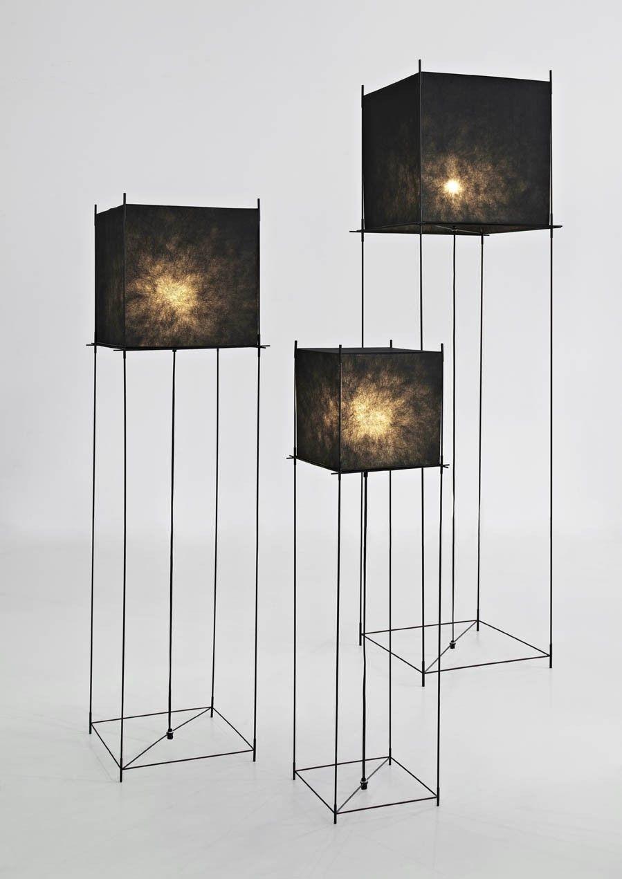 """Lotek"" lamp – simple and minimalistic design | lighting . Beleuchtung . luminaires | Design: Benno Premsela | direct design |"