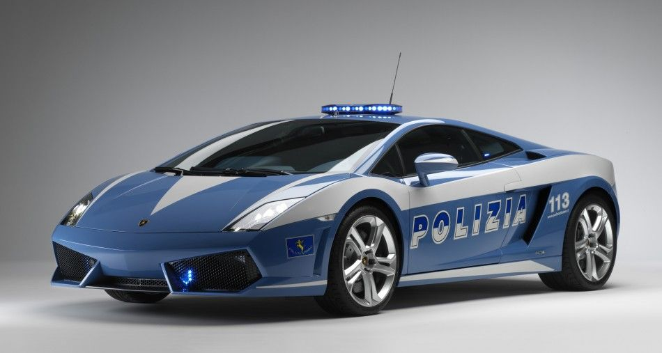 Dubai Joins World S Police Speed Club With Lamborghini Aventador