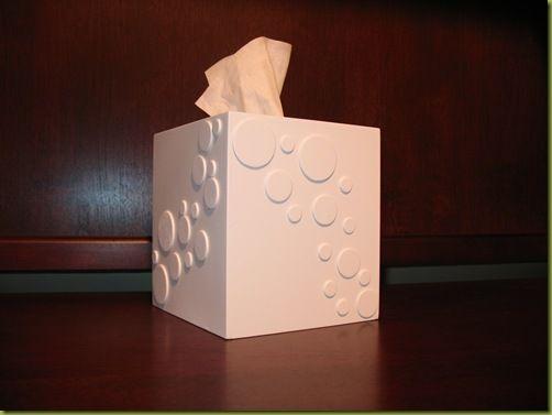 Pretty Tissue Box Tissue Boxes Tissue Box Crafts Box Covers Diy