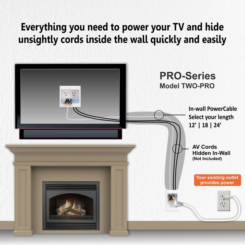 Model One Pro 6 In 2019 Fireplace Tv Wall Tv Above Fireplace Tv Over Fireplace