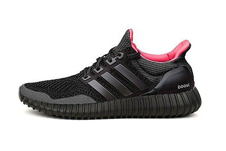 adidas Ultra Boost Meets the Yeezy Boost Sole