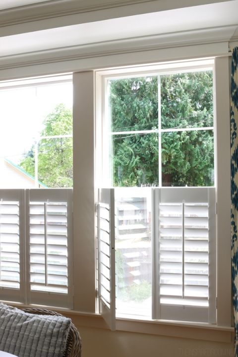 The Inspired Room Dining Plantation Shutters Bali Blinds