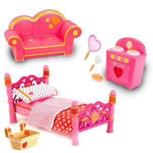 Lalaloopsy Furniture Bundle Pink From Littletikes 60 97 Furniture Kids Furniture