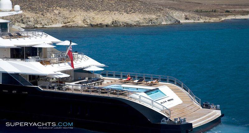 Alfa nero photos oceanco motor yacht