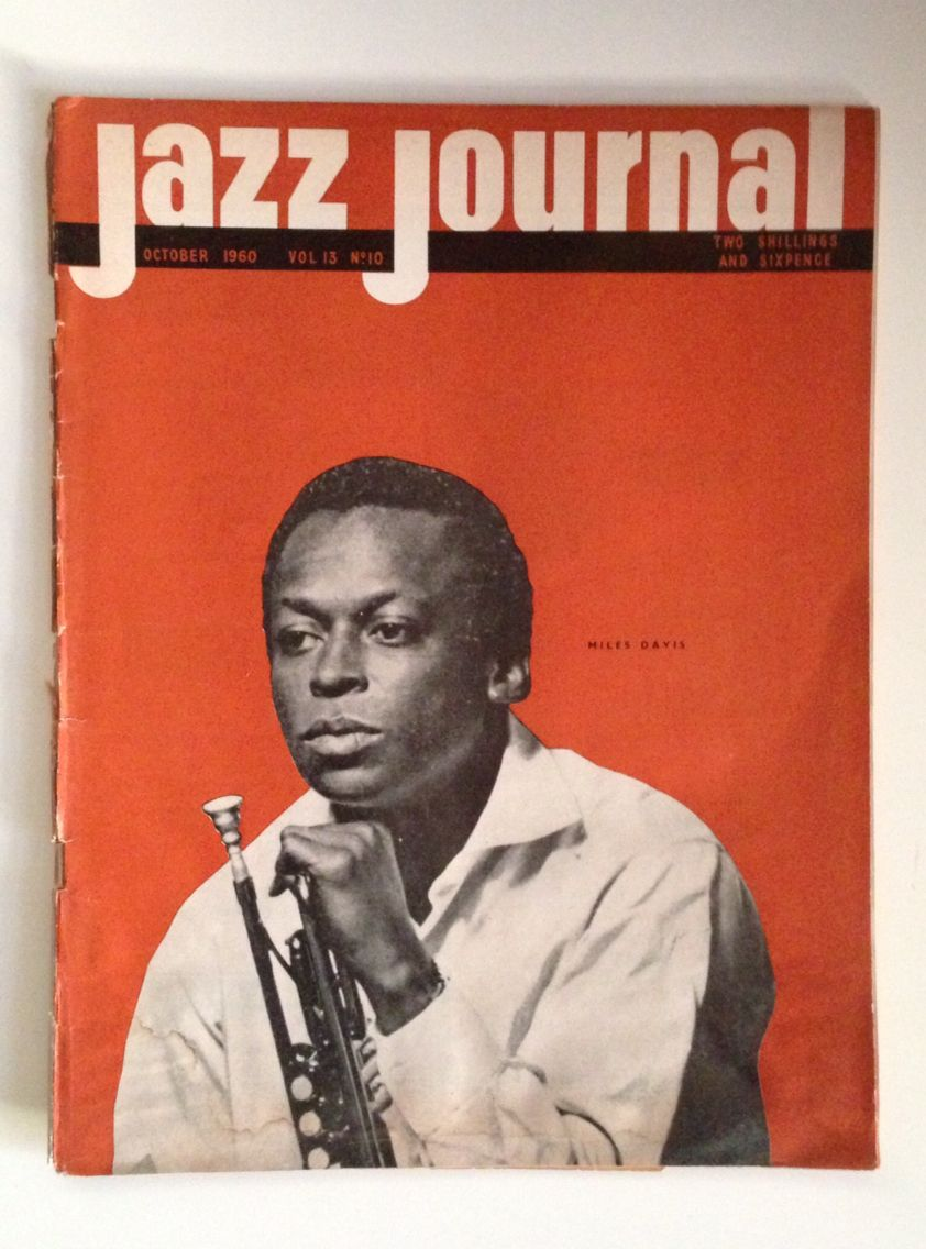 Jazz Journal October 1960 | Old Periodicals in 2019 | Miles