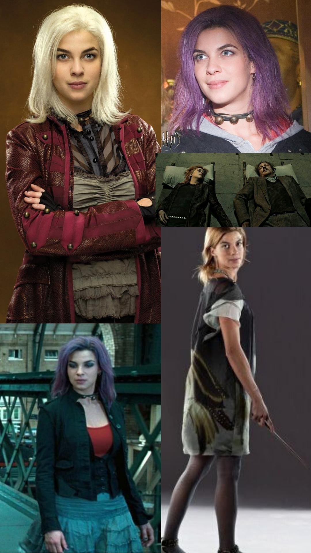 Nymphadora Tonks Tonks Harry Potter Harry Potter Girl Harry Potter Costume