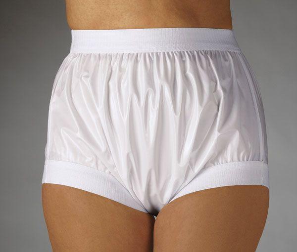Free Shipping FUUBUU2207-White-S-1PCS Wide elastic pants ...