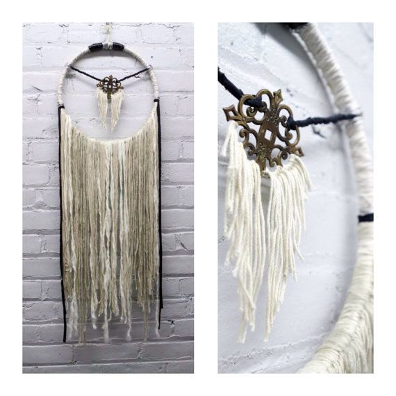 12 by 37 Dreamcatcher by RunnerOfTheWoods on Etsy