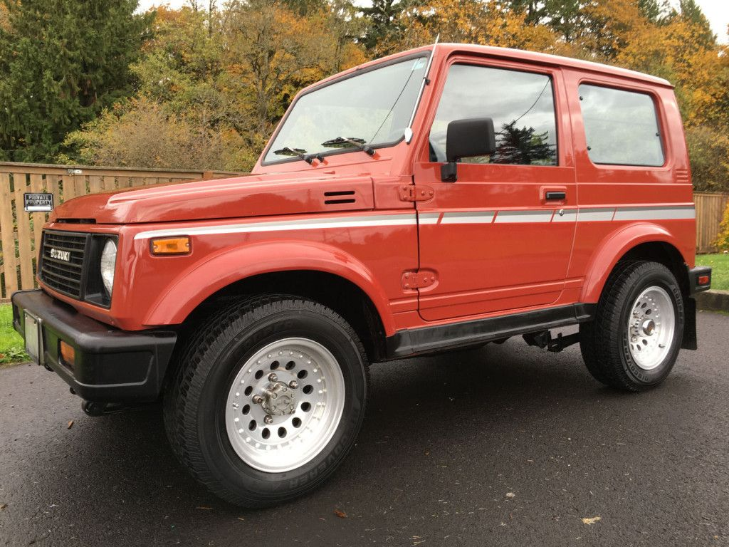 Learn more about rare hardtop mile 1987 suzuki samurai on bring a trailer the home of the best vintage and classic cars online