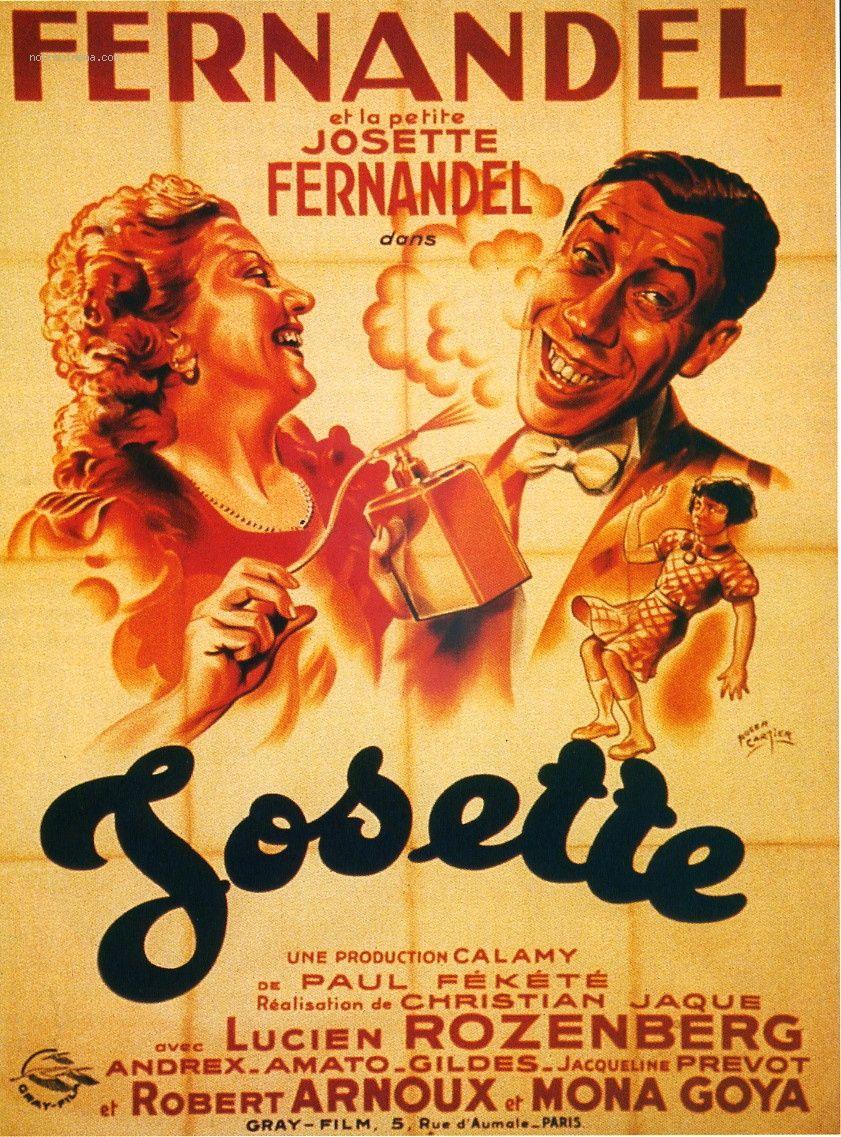 josette est un film fran ais r alis par christian jaque sorti en 1937 albert durandal adopte. Black Bedroom Furniture Sets. Home Design Ideas