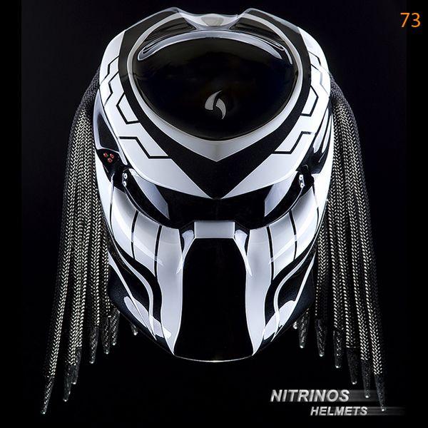 Options Airbrushing Helmet Predator Nitrinos Cars Boats