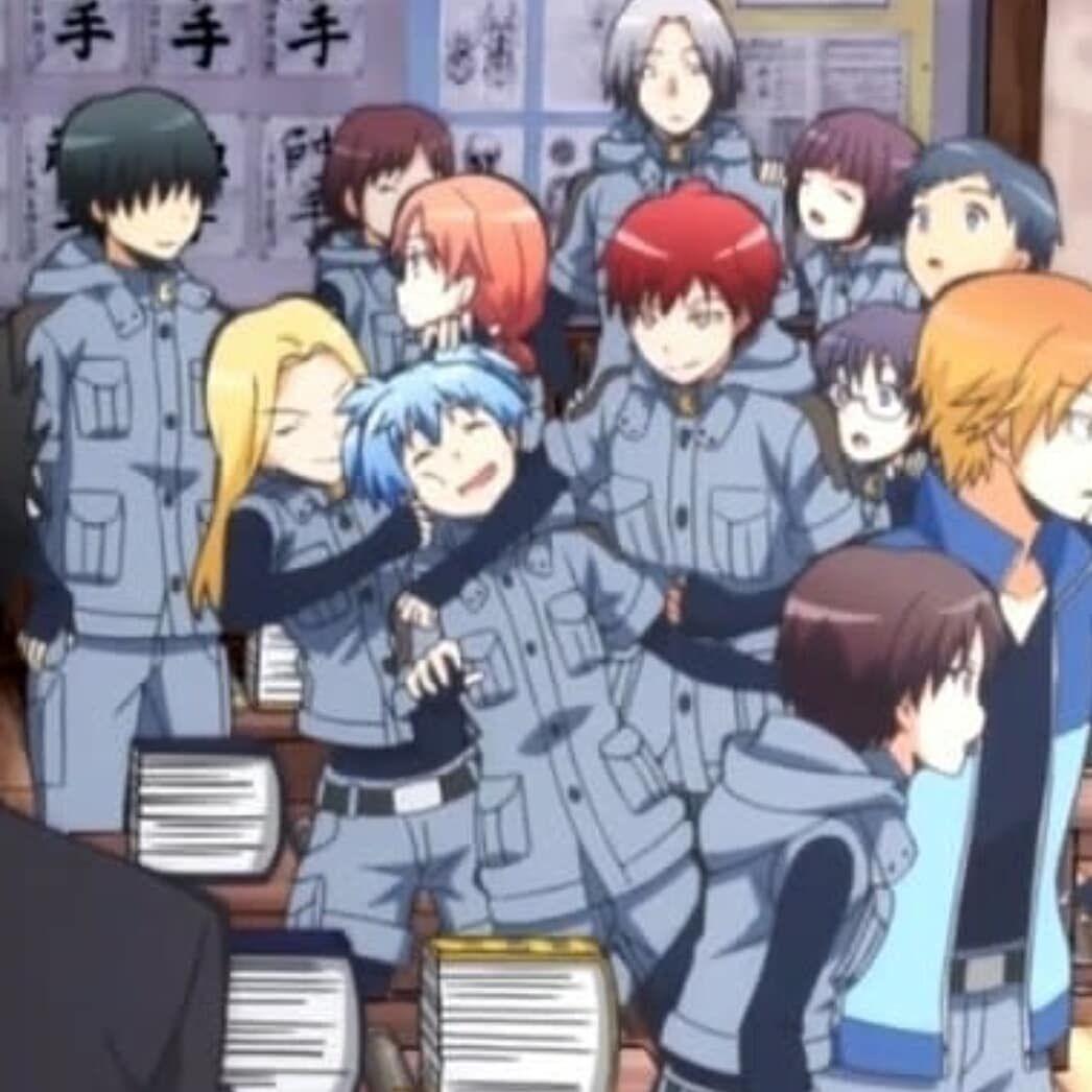 Assasination Classroom (7)