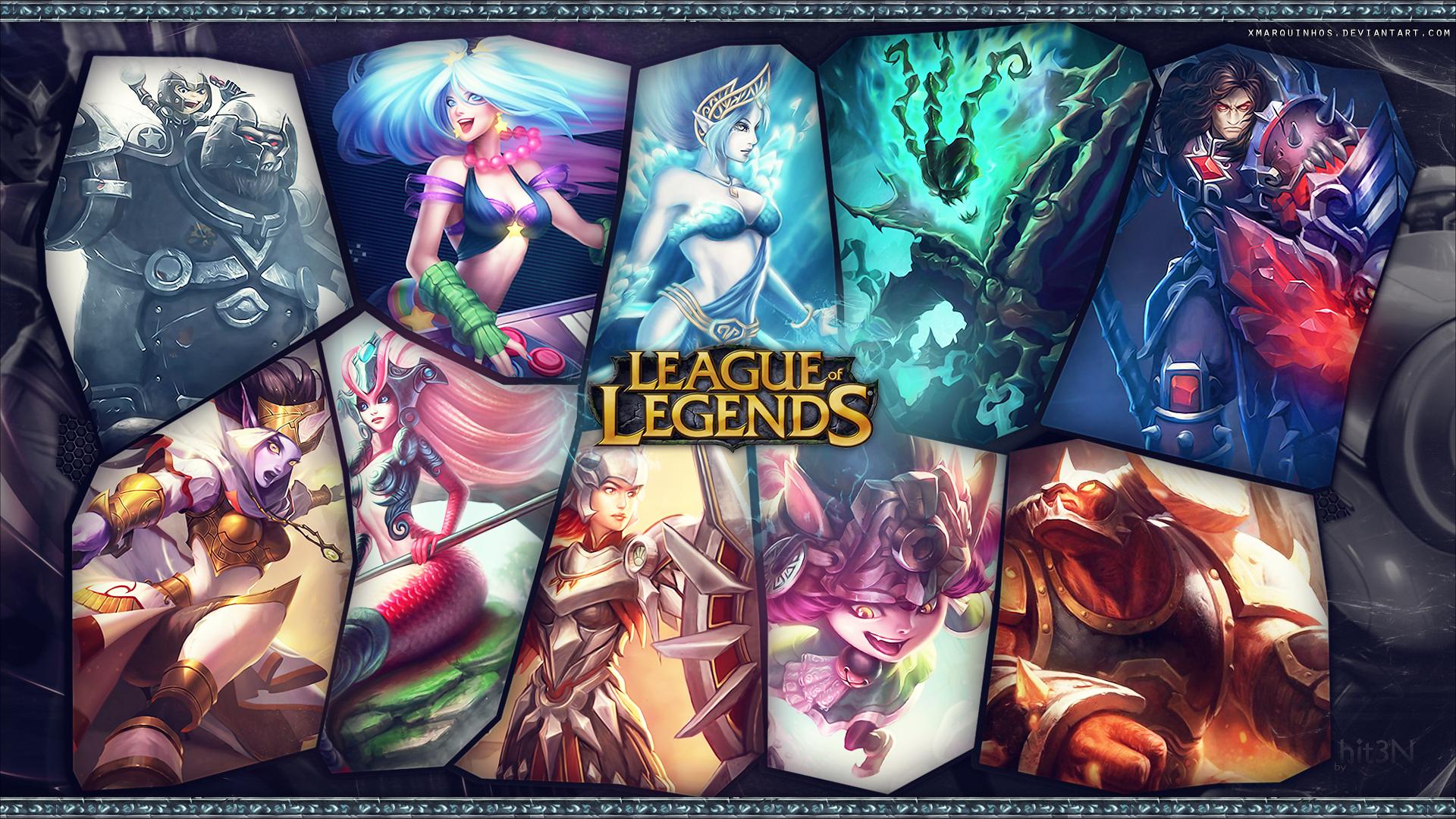 League Of Legends High Definition Wallpaper 20 2401
