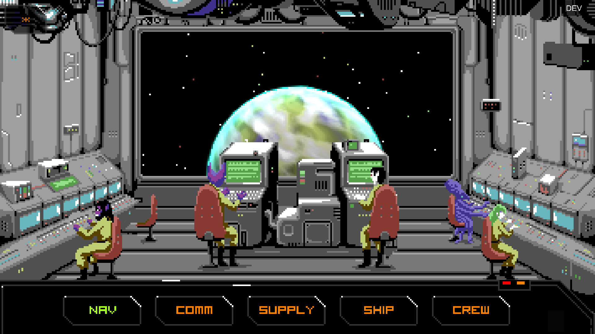 Hyperspace Delivery Service (PC) Generation game