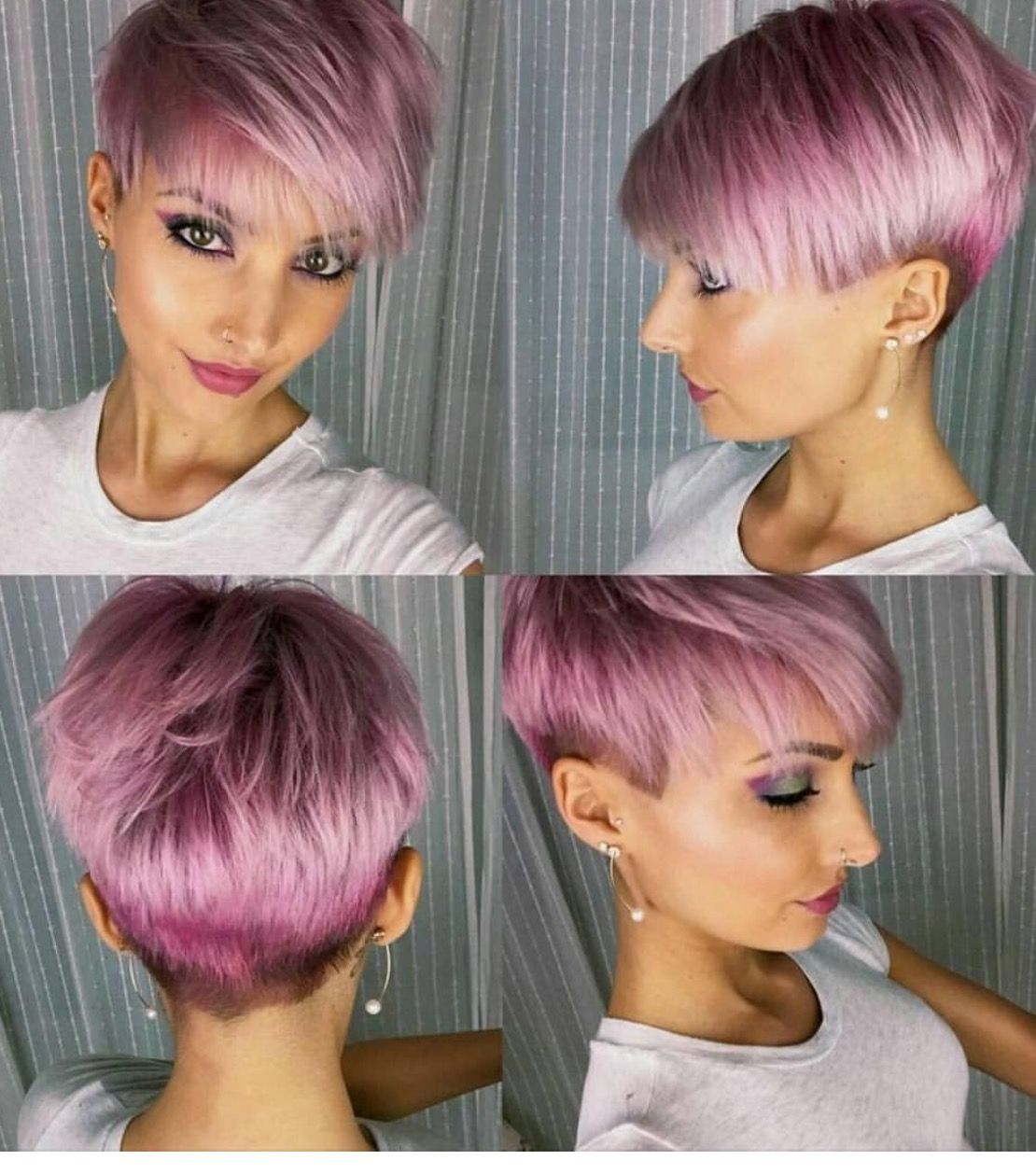 Love the cut and color great pixies pinterest pixies short