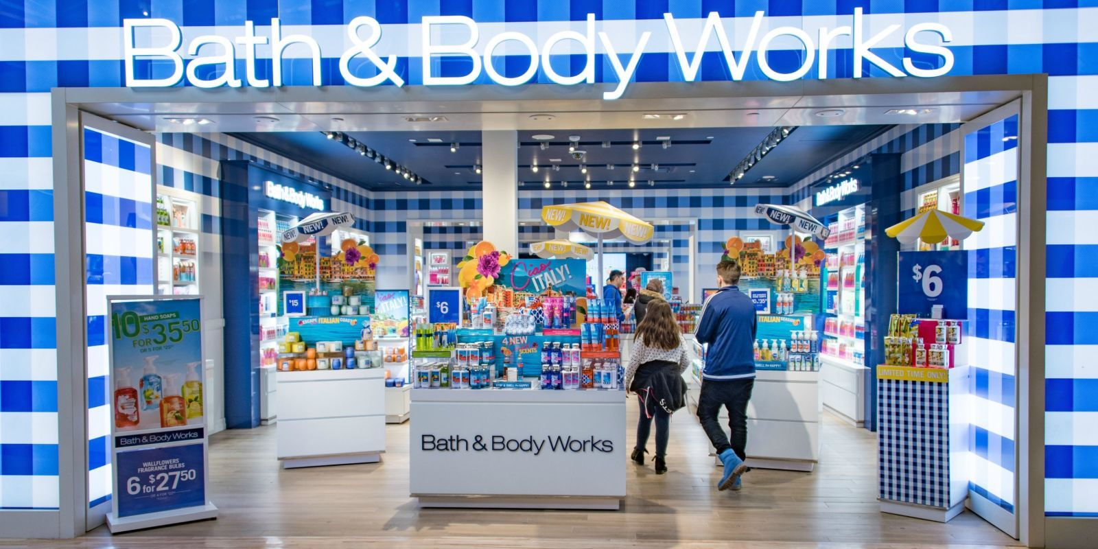 Bath & Body Works Is Bringing Back Your Fave '90s Fragrances - GoodHousekeeping.com