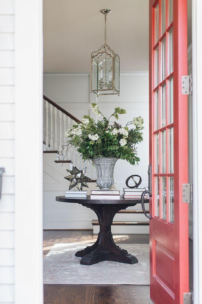 Entry Table Farmhouse Decor