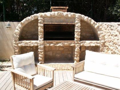 Construire Un Barbecue En Briques Avec Avaloir Mét.