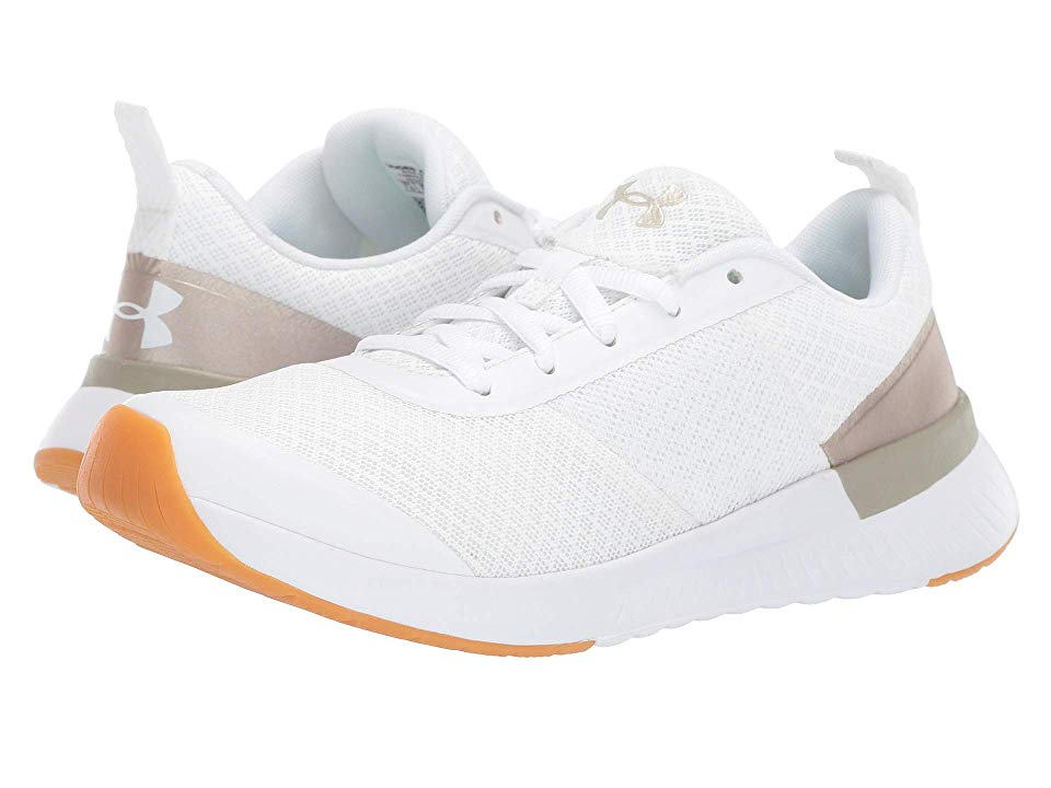 ua white shoes
