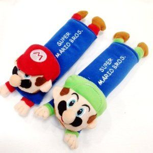 Mario Brothers Car Seat Covers