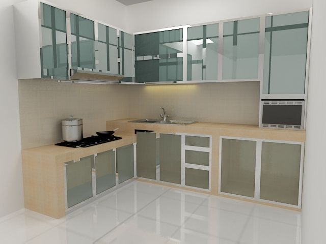 harga & 70 model gambar kitchen set minimalis | desainrumahnya