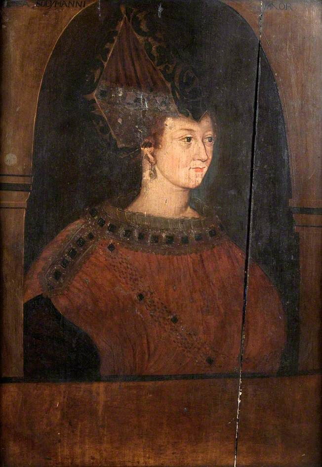 Rossa, Wife of Suleiman the Magnificent - Roxelana - Wikipedia, the free encyclopedia