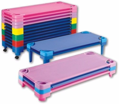 Per4mer Stackable Kids Beds For Every Creche Daycare Pre