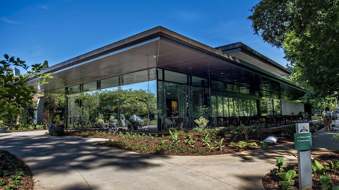Great Atlanta Botanical Garden Restaurant