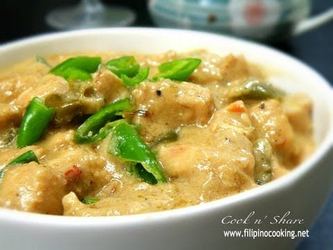 Chicken Bicol Express | Cook n' Share - World Cuisines