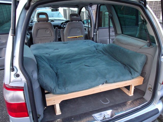 ford galaxycamping futon insert camping  tents  camping camping forum camping