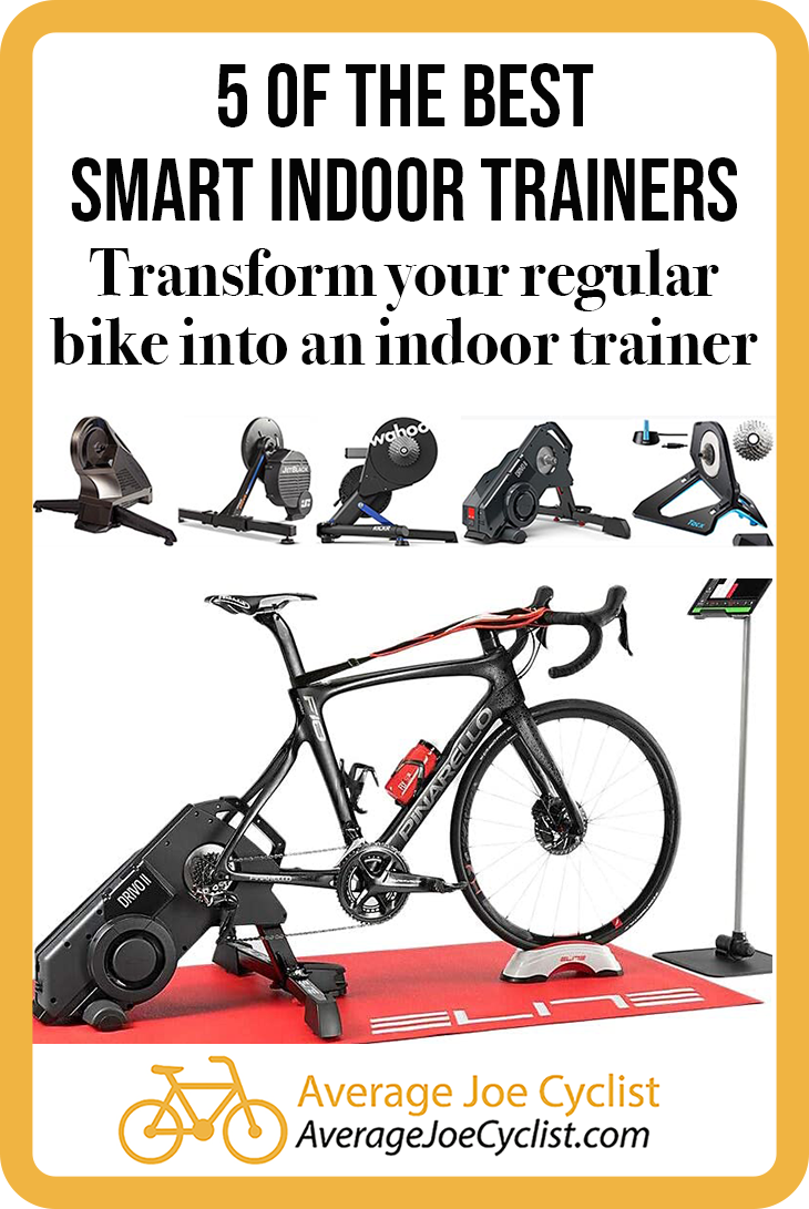 5 Of The Best Smart Indoor Trainers For Effective Indoor Training