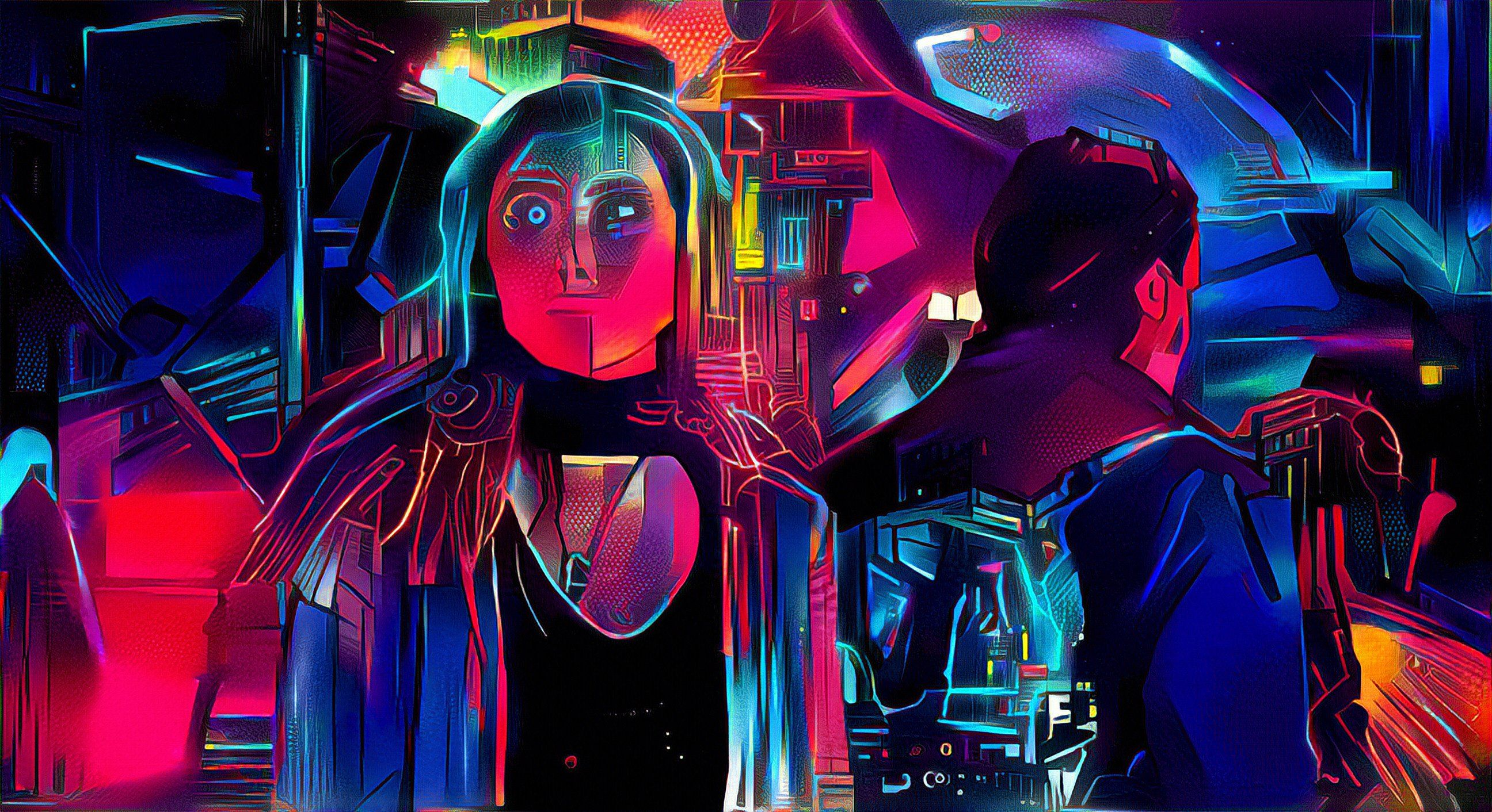 Altered Carbon Reileen Kawahara Dichen Lachman With Images