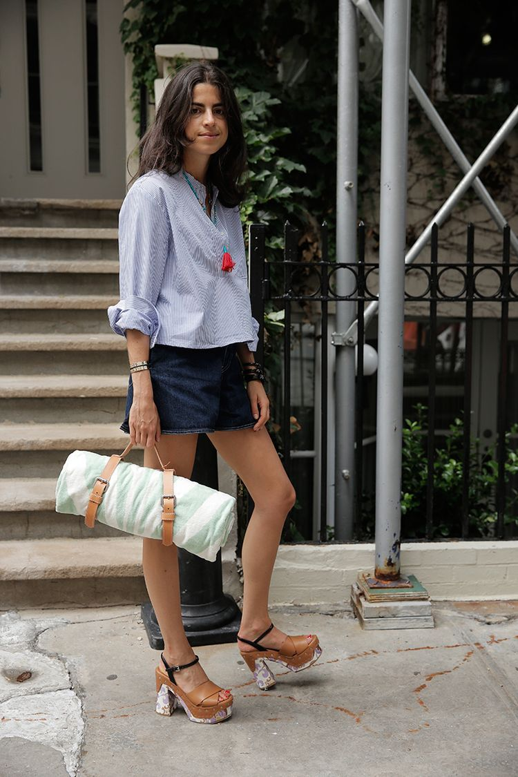 Five Summer Outfit Ideas