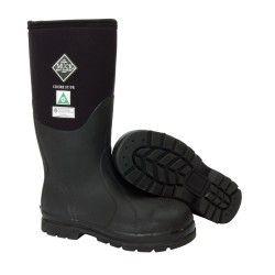 27441a6e3f4 Muck Boot Men's Chore Waterproof Steel Toe Work Boots - CHS-000A ...