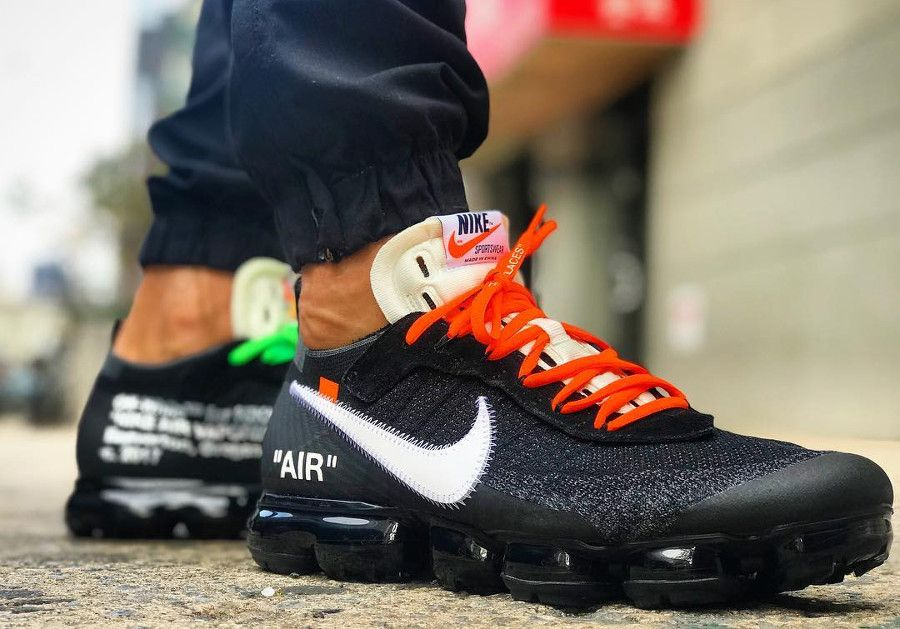 Vapormax Off X White La Chicago Jordan Air Et Nike 1 4ZqggfnX