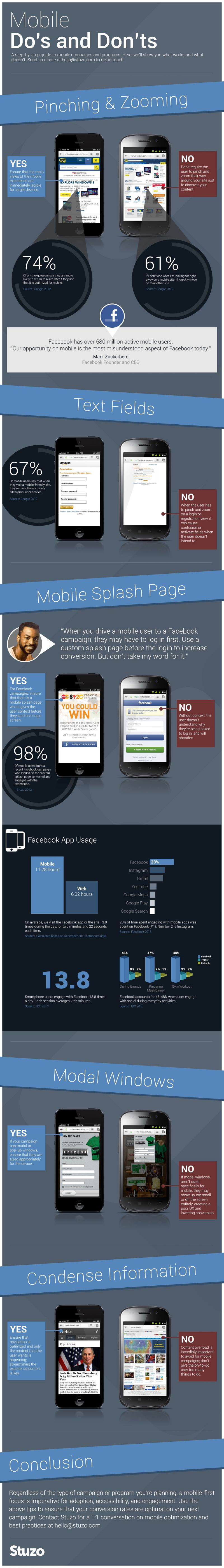 12 Facebook Mobile Advertising Campaign Tips Mobile Advertising