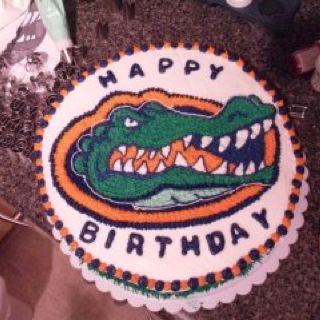 Fantastic Happy Birthday 4 25 12 Florida Gators Chomp Chomp With Images Funny Birthday Cards Online Elaedamsfinfo