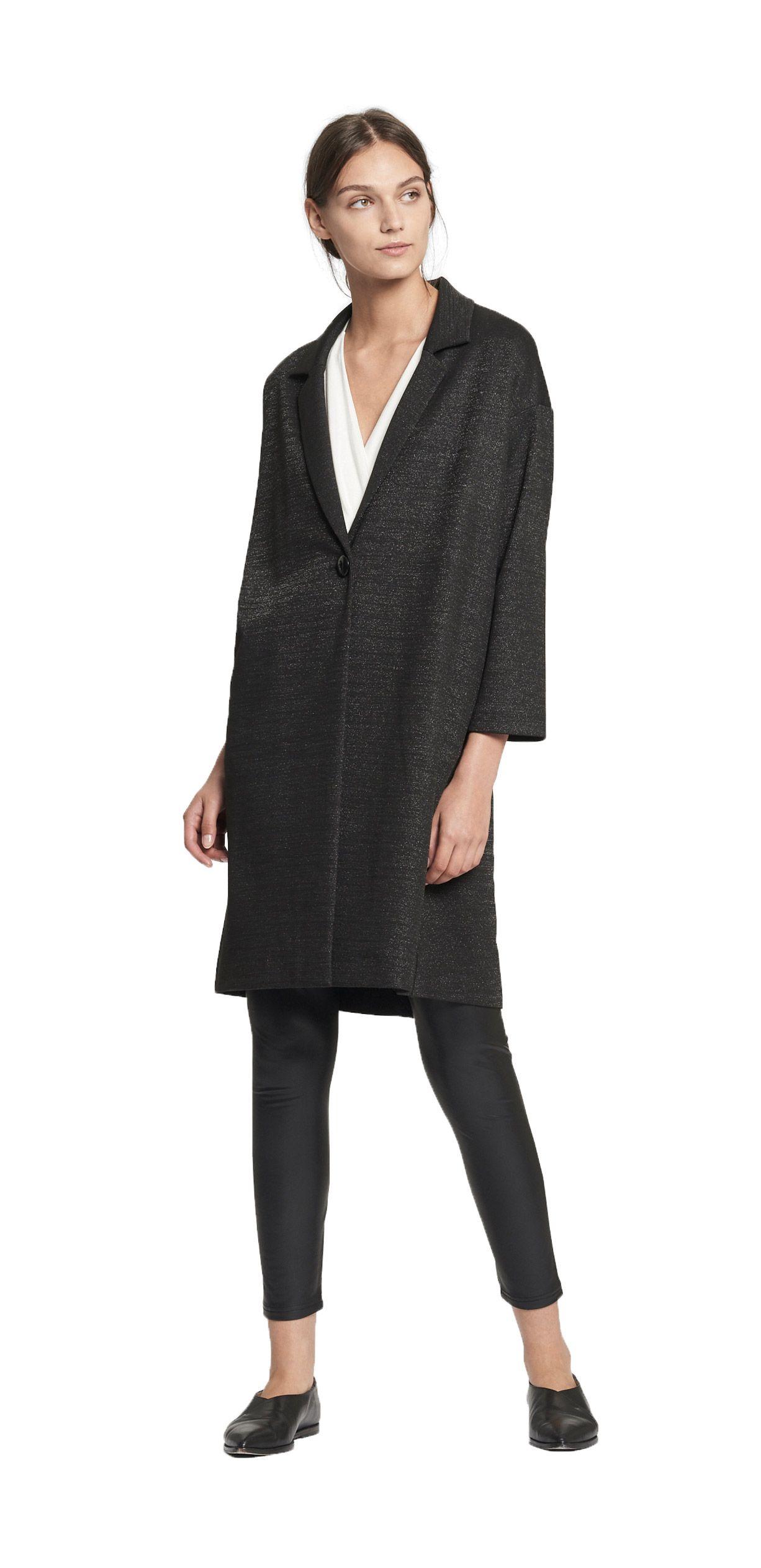 Fall Winter Collection 2017   Clothes   Schwarzes blazer ...
