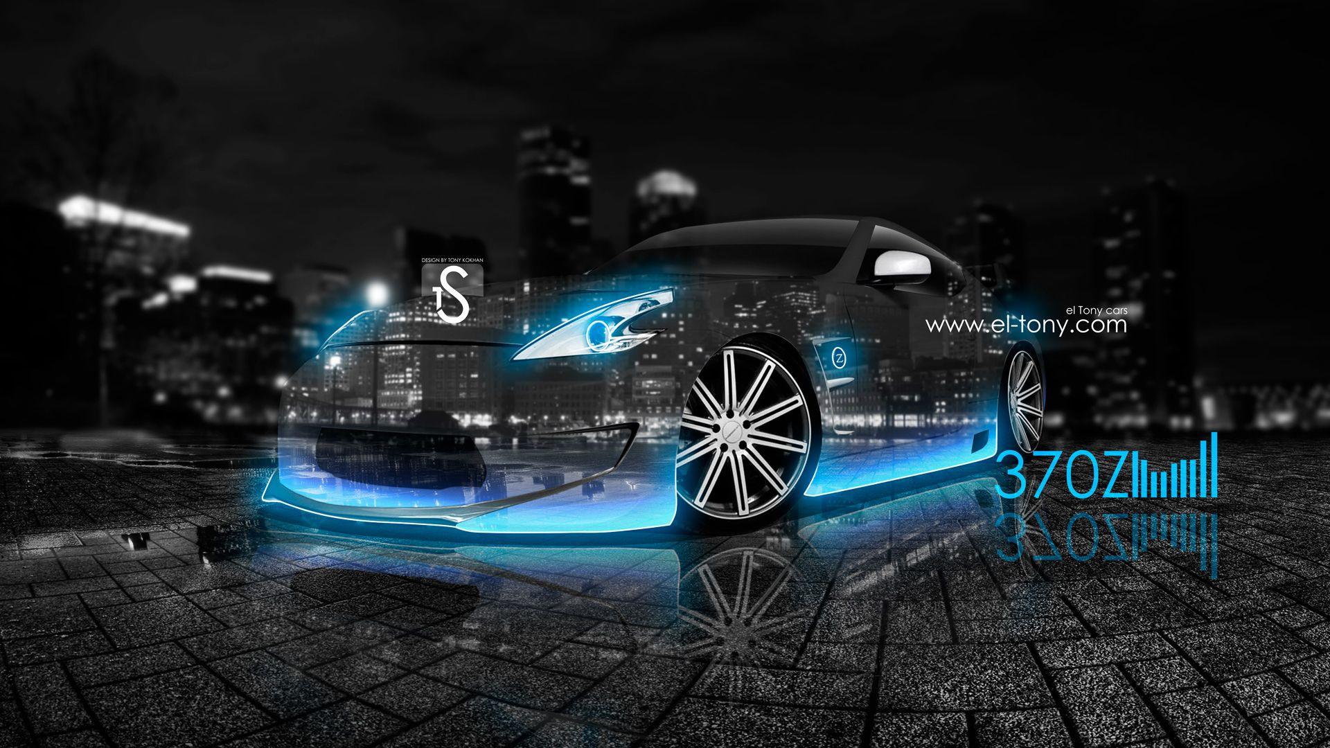 Merveilleux Nissan 370Z Crystal City Car 2013 « El Tony