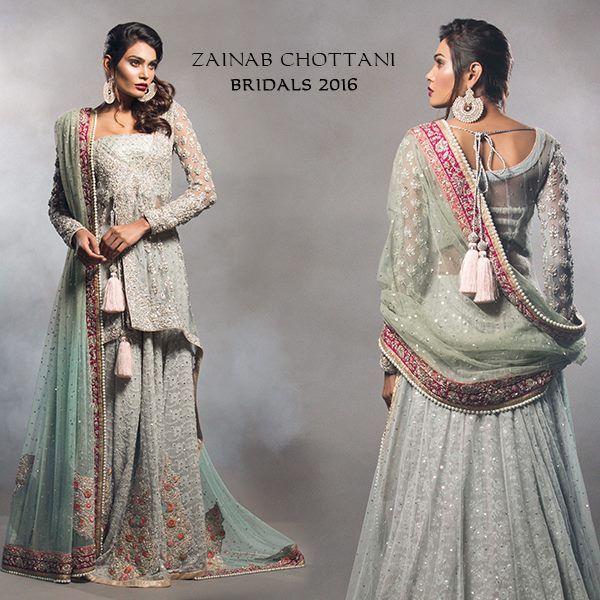Zainab Chottani bridal dresses-6