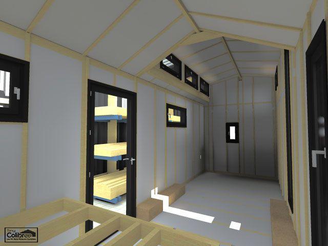 ISOLATION INTERIEUR Isolation du plancher Laine de moutons Isolation - doublage des murs interieurs
